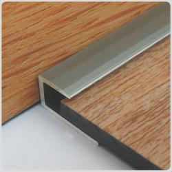 Aluminum U Shape Edge Cover Application